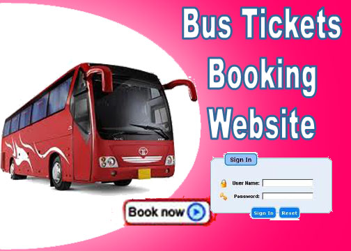 Online + Bus + Ticket + Reservation + System