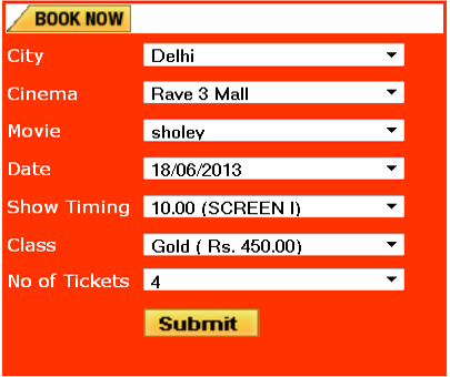 online cinema reservation system If the automated or online booking system is not working, find out whether you  can phone the cinema and book your tickets that way while this situation is.