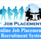 Online Job Placement and Recruitment System