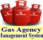 Gas Agency Management System Project