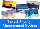 Travel Agency Management System in ASP NET