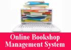 online bookshop management system