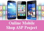 Online Mobile Shop in ASPNET Project