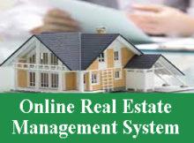 Online Real Estate Management System Asp net Project