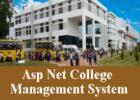 Asp Net College Management System Project