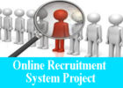 242 - Online recruitment system project