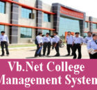 243 - Vb Net College Management System Project