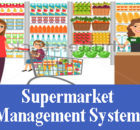 244 - Supermarket Management System VB NET Project