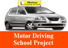 Motor Driving School Project Asp Net