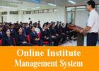 Online Institute Management System Asp Net Project