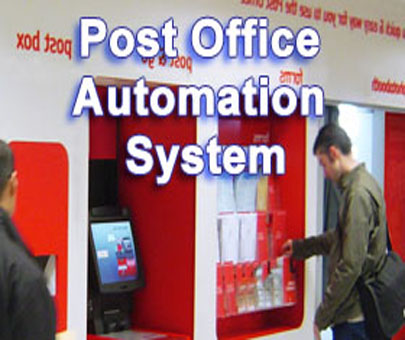 Post Office Automation System