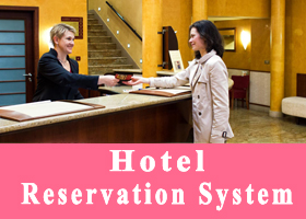 Hotel Reservation System Project