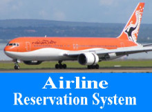 Airline management system