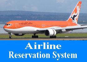 Airline management system