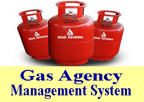 gas agency management system Online gas agency management system is an online application for managing gas connection and gas booking system request this is a fast, reliable and efficient application for automating gas agency work.