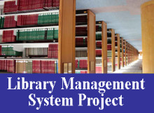 Library Management System Project