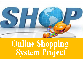 Online shopping system project