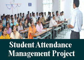 Student attendance management system project