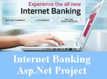 Internet Banking Asp.Net Project Source Code