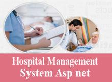 Project Hospital Management System Asp net
