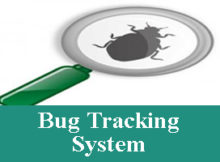 Bug Tracking System project Asp Net