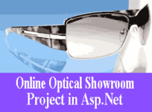 optical showroom project