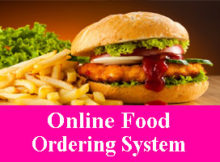 Asp Project Online Food Ordering System
