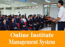 Online Institute Management System Asp Net Project