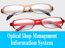 Optical Shop Management Information System Asp Net Project